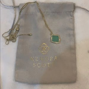 Kendra Scott Adjustable Pendant Necklace